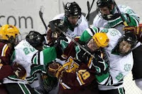Minnesota Gophers - North Dakota Fighting Sioux
