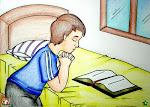 Ensine a Criança a Orar e a Meditar na Bíblia