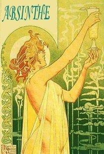 Absinthe Fairie