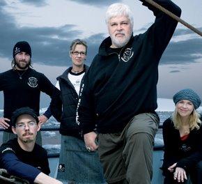 Sea Shepherd Crew