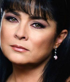 que parece, Victoria Ruffo foi para a Telemundo protagonizar a novela ...
