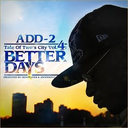 Add-2 Tale Of Two's City Vol 4: Better Days