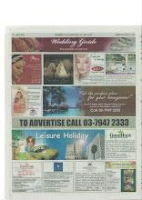 Iklan kami di Malay Mail