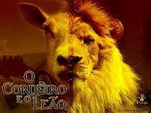 Jesus!! Cordeiro e o Leão