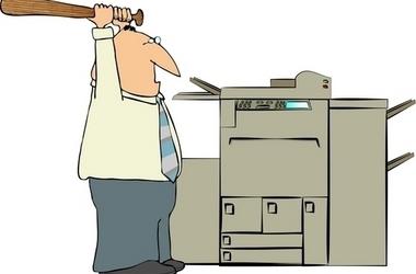 copy machine leasing