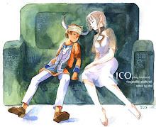 ico and yorda - ico