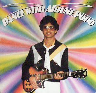 Cover Album of Arjune Popo - Dance with Arjune Popo [AP 2259]
