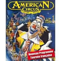 affiche American Circus