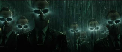 Raybans Matrix