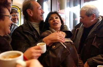 Delanoe et Huchon en campagne