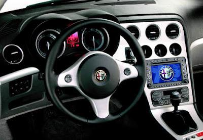 planche Alfa Romeo Brera