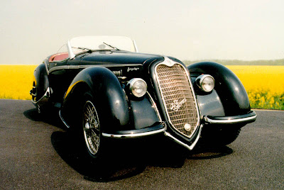 Alfa Romeo Wingrove