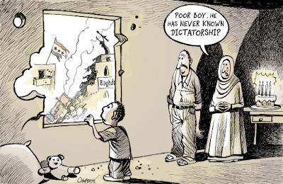 4è anniversaire à Bagdad