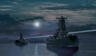 le cuirassé Yamato