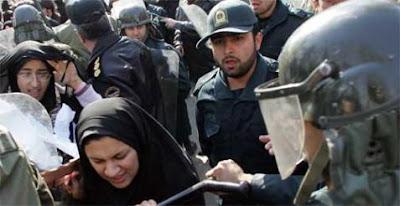 iran mob