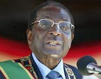 SE Mugabe 1 de Rhodésie