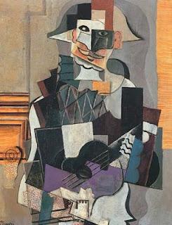 Arlequin de Picasso