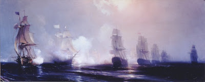 bataille de la Chesapeake 1781