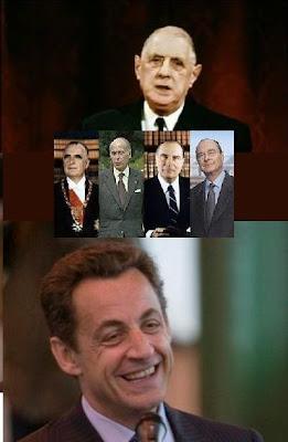 6 présidents