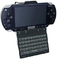 clavier PSP