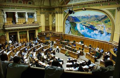 parlement de Berne