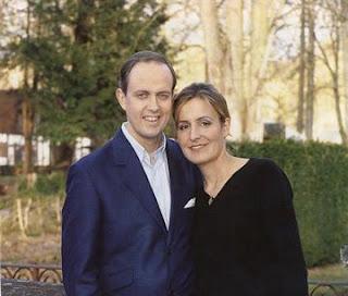 Jean et Philomène d'Orléans