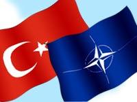 drapeau turc et otan