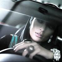 hijab au volant