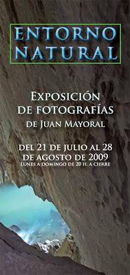 Exposición de Juan Mayoral