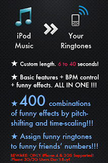 Ringtone Maker Pro IPA App Version 1.2