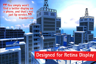 Mirror's Edge™ (World) IPA Game Version 1.4.72