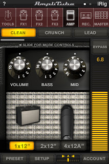 AmpliTube IPA App version 2.0.1