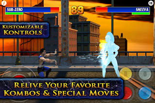 Ultimate Mortal Kombat&#8482; 3 (World) IPA Game Version 1.0.5