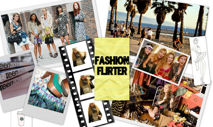 flirt with fashion.. it will flirt back!