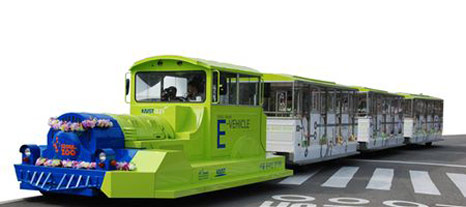 On-Line Electric Vehicle (OLEV) Introduced in Korea