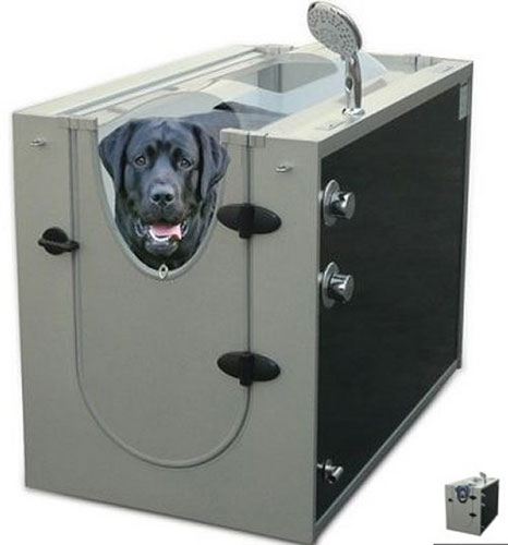 New Breed Dog Baths, perfect for the self serve dog wash business