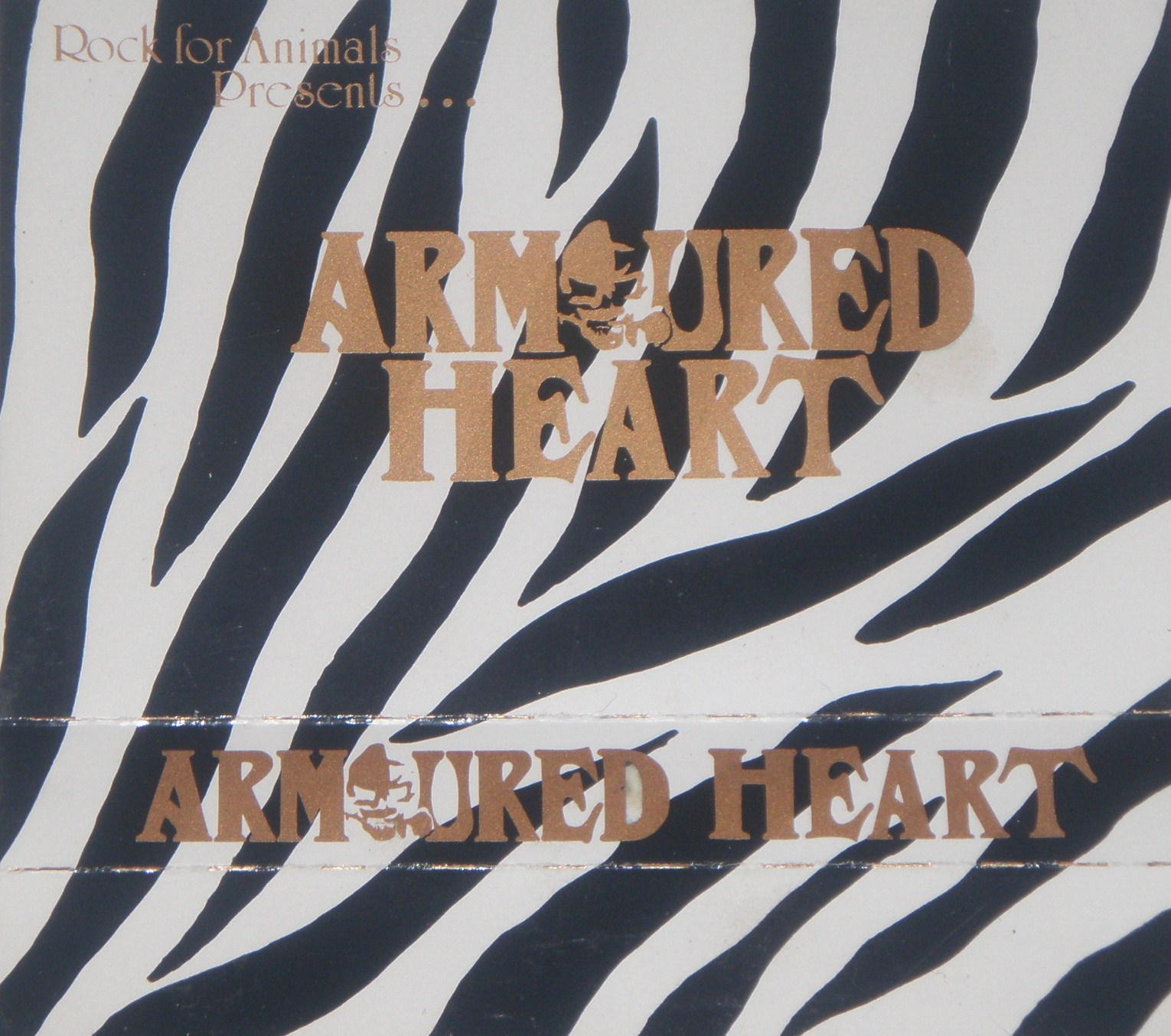 Armoured Heart (UK) - Demo (1986) Front