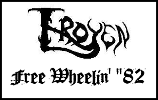 Troyen (UK) - Demo (1981) + Unreleased Song Troyen