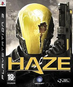 Haze Boxart