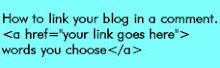 How to link your blog in the comments sections