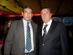 Delegado Walter Montaña y Secretario Gral Dr Angel Garcia