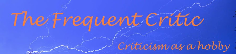 The Frequent Critic