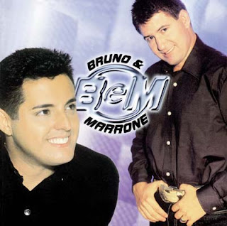 Capa do álbum Bruno e Marrone   Cilada de Amor (1999)