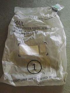 The M-Bag that made it all the way down to N.Z.