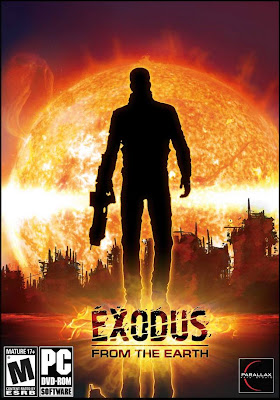Categoria jogos de pc, Capa Download Exodus From The Earth (PC)