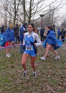 Sonia Marongiu nel cross lungo