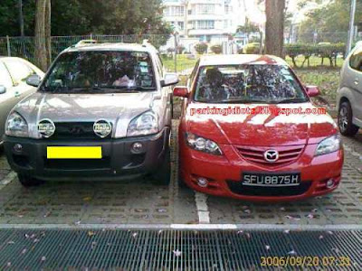 Horrible Parking Complains