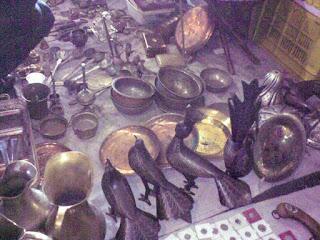 Iranian Metal antiques