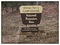 Hillman Ferry Campground