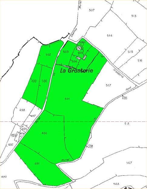Flathead County Property Boundaries
